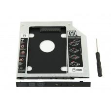 HDD-SSD Kızağı - Universal - 9.5mm Superslim