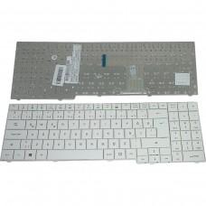 Vestel Onyx MB50, MB50II1, MB50IA1, MB51, MB55  Notebook Klavyesi - Beyaz - TR