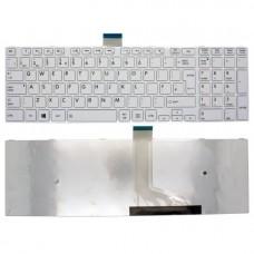 TOSHİBA L50 , C55 ,L55 ,C50D, C50A, C55A, L50A TR BEYAZ Laptop Klavyesi Tuş Takımı