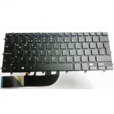 Dell  XPS 15 9560 laptop klavye- işık