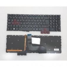 Acer Predator G5-793-772U Notebook Klavye (Siyah TR Aydınlatmalı)