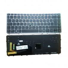 HP EliteBook 840 G1 (H5G28ET) KLavye Işıklı Q-Türkçe Tuş Takım