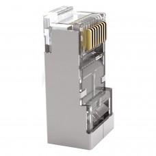 QPort Q-J625M CAT6 25 Adet Metal Konnektör