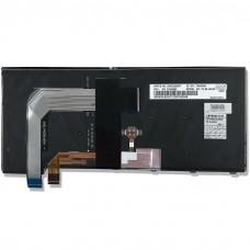 Lenovo Thinkpad  T460S T470S Arkadan Aydınlatmalı TR Klavye siyah